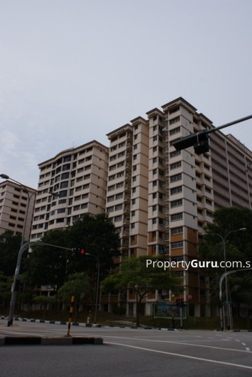 Choa Chu Kang - HDB Estate - 1