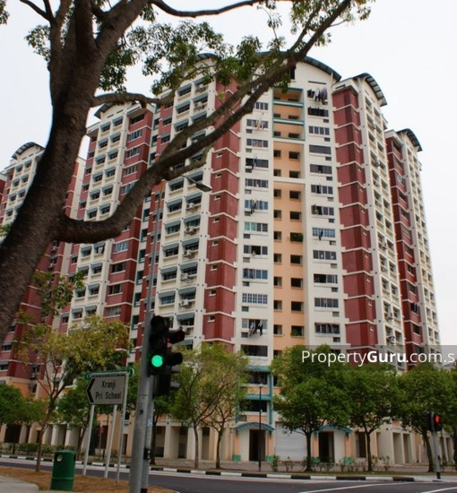Choa Chu Kang - HDB Estate - 2