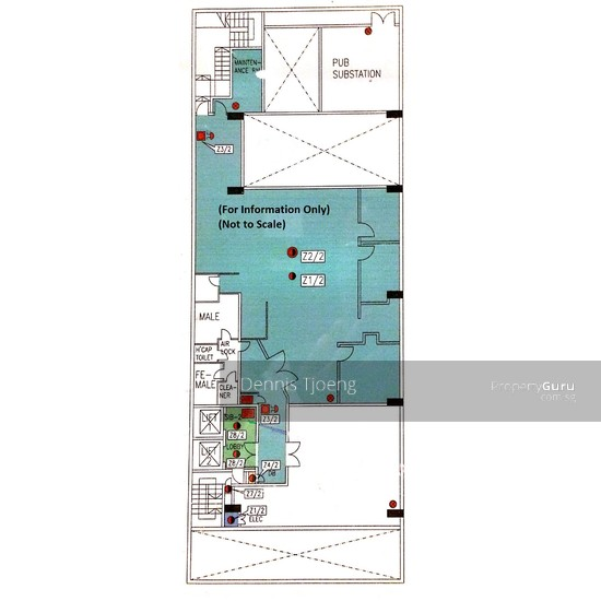 Light Industrial Near Mrt: Exclusive Whole Floor
