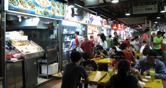 Food stall for rent at Serangoon Garden  31253204