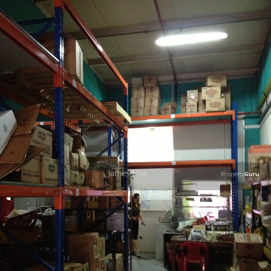 Noble Warehouse, 49 Tannery Lane, 347796 Singapore, Light