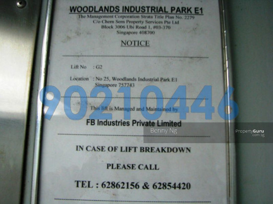 Admiralty Industrial Park  34654788