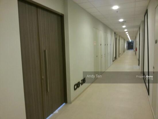 CT Hub Office corridor 36952710