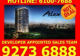 Alex Residences - High Rental Yield Location - Property For Sale in Singapore