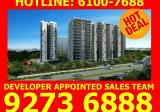 LA FIESTA - 1 Mins Sheltered Walkway to MRT/Mall - Property For Sale in Singapore