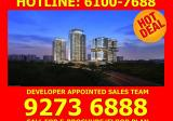 Highline Residences - Mins Walk to Tiong Bahru MRT - Property For Sale in Singapore