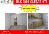 364 Clementi Avenue 2 - HDB for sale in Singapore