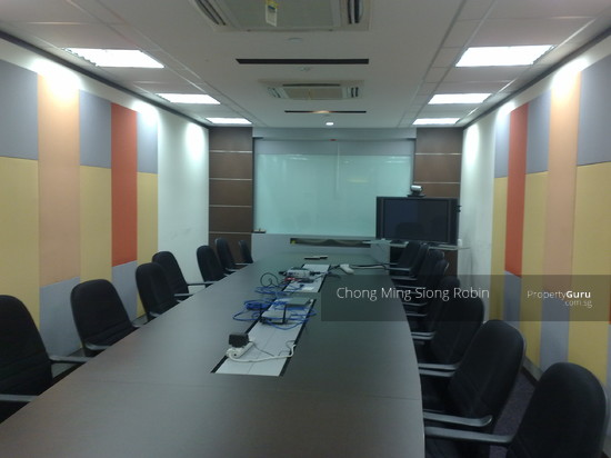 REX HOUSE @ Bukit Timah Rd, 5th Floor Office Big conference room 3141112