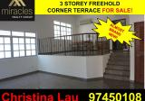 ** 3 Sty Mimosa Corner Terrr For Sale! ** - Property For Sale in Singapore