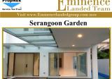 D19 New Corner Terr for Rent @ Serangoon Garden - Property For Rent in Singapore