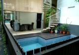 Studio with private pool and outdoor dining area ! - Property For Rent in Singapore