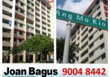 156 Ang Mo Kio Avenue 4 - HDB for sale in Singapore