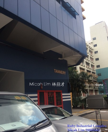 Light Industrial To Rent In Strawberry Lane Industrial: Ruby Industrial Complex, 80 Genting Lane, 349565 Singapore