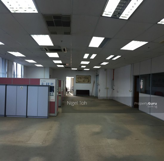 Light Industrial Near Mrt: Short-term Office Near Tai Seng MRT, Furnished Office