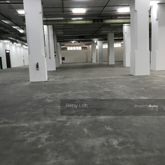 Light Industrial Near Mrt: Excellent Location ★ MRT ★ Exclusive Loading Bays