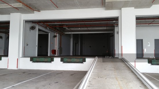 Free Trade Zone Warehouse For Rent, Alps Avenue, Singapore