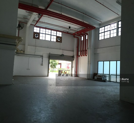MacPherson Ground Floor Ultra High Ceiling Factory, 9