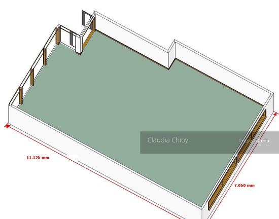 Clementi park 95 sunset way 597119 singapore office for for Badminton court ceiling height