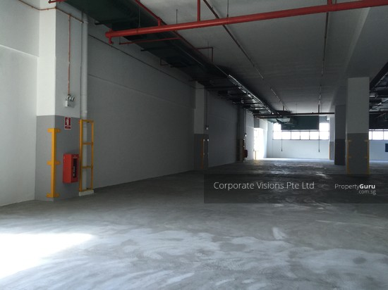 West Coast Ground Floor 7m Warehouse With Direct Loading