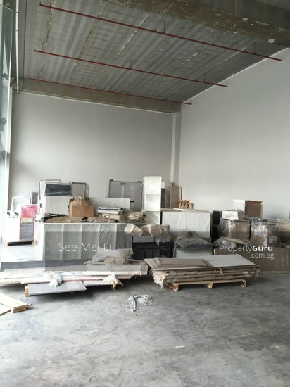 Factory And Logistics Warehouse 23 Neythal Road 628588