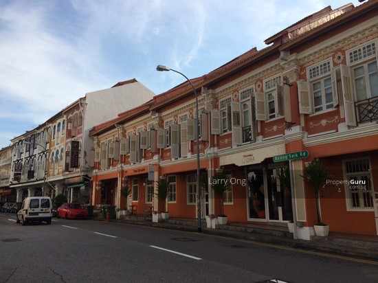 Hotels Near Sg Hr
