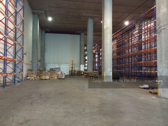 Food Zone Ground Flr 12m Cold Chain Warehouse A21 Jurong