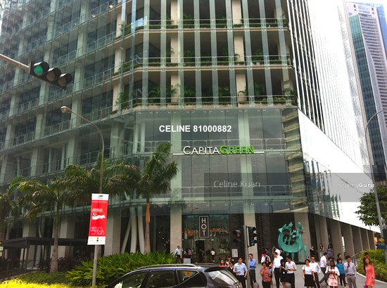 CapitaGreen - Office Finder Singapore
