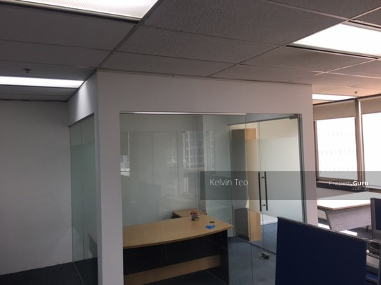 Raffles place mrt fitted office space raffles place for Space v place