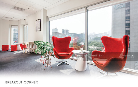 Office Space @ Dhoby Ghaut, 190 Clemenceau Ave, Singapore, Office ...