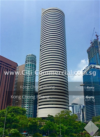 AXA Tower Singapore - AP Commercial