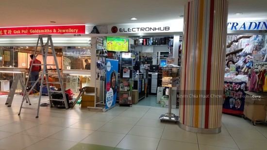 Gek Poh Shopping Centre, 762 Jurong West Street 75, 640762