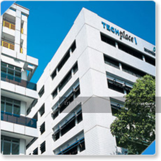 Light Industrial Units For Rent In Derby: Techplace 1, 4008 Ang Mo Kio Avenue 10, 569625 Singapore