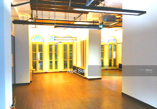 CHARMINGLY FITTED 4152sf SHOPHOUSE OFFICE SPACE OFFICE
