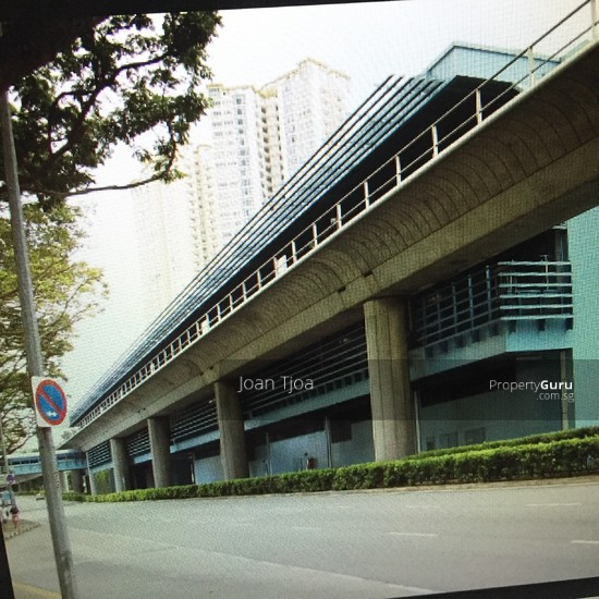 Light Industrial Near Mrt: ALJUNIED ROAD LAND FOR SALES -B1(Land: 6,000 Sqft