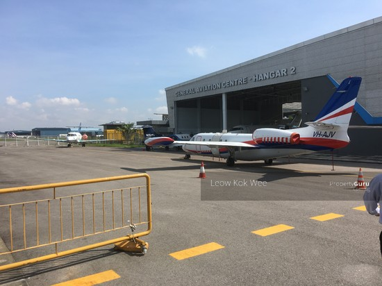 Seletar Airbase Trainning School Office With Warehouse For
