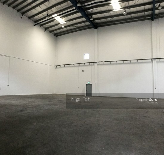 Light Industrial Near Mrt: 12 Meters Ceiling