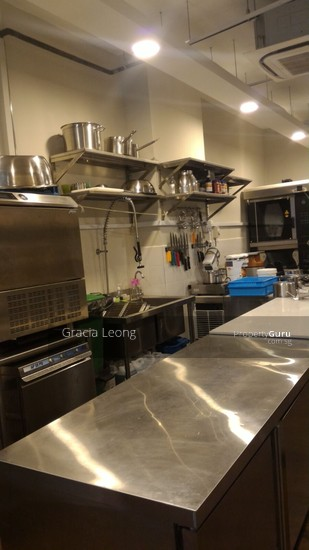 Rare Bakery Kitchen For Rental 1 Irving Place