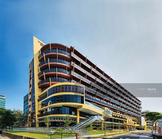 Light Industrial Near Mrt: The Commerze @ Irving, 1 Irving Place, 369546 Singapore