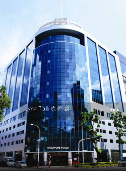 Singapore pools building at middle road 210 middle road - Singapore tallest building swimming pool ...