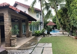 GARLICK AVENUE - BEAUTIFUL  RESORT STYLE 2 STOREY GOOD CLASS BUNGALOW WITH HUGE POOL - Property For Sale in Singapore