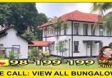 Beautiful Black and White Bungalow @ Mount Pleasant Road - Property For Rent in Singapore