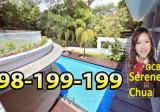 New Modern Designer Good Class Bungalow Beside Botanical - Property For Rent in Singapore