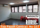 Toa Payoh Central 2nd Floor Walkup. Suits Office, SOHO use - Property For Rent in Singapore