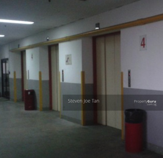 Light Industrial Units For Rent In Derby: Cititech Industrial Building, 629 Aljunied Road, 389838