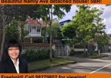 Exclusive District 10 Detached Home (Namly Avenue) - Property For Sale in Singapore