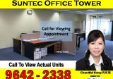 Suntec City Tower - Property For Rent in Singapore