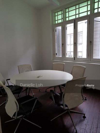 Office space raffles place gemmill lane raffles place for Space v place