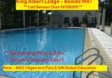 King Albert Lodge Beside MRT - Property For Rent in Singapore