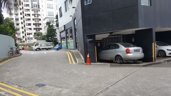 4 storey FREEHOLD BUILDING for SALE at 8 Kim Keat Road