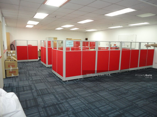 the arcade a window unit fitted with 4 rooms a general office